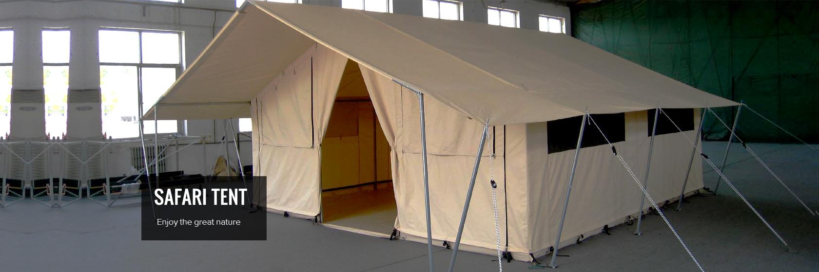 Cntrail Tents