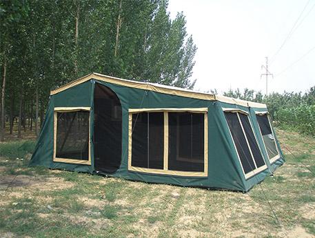 12FT Camper Trailer Tent Model CTT6004