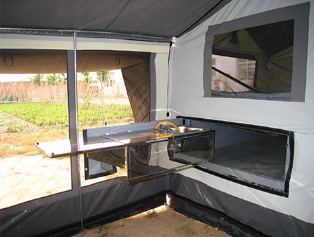 12FT Camper Trailer Tent Model CTT6005-B