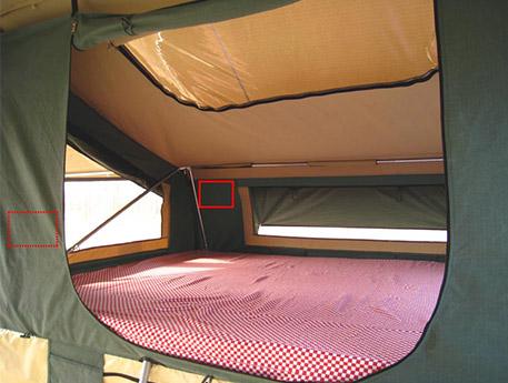 12FT Camper Trailer Tent Model CTT6006