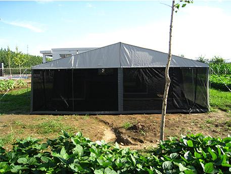 28FT Camper Trailer Tent Model CTT6008-B (straight walls)