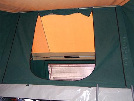 Car Roof Tent Model CRT8002