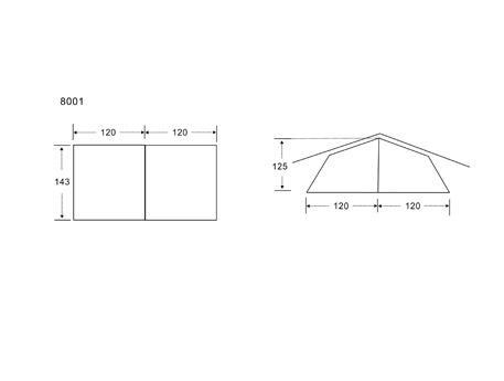 Car Roof Tent Model CRT8001