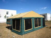 Multifunction campe traile tent