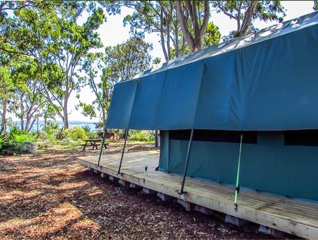 Safari Tent Model CST2002